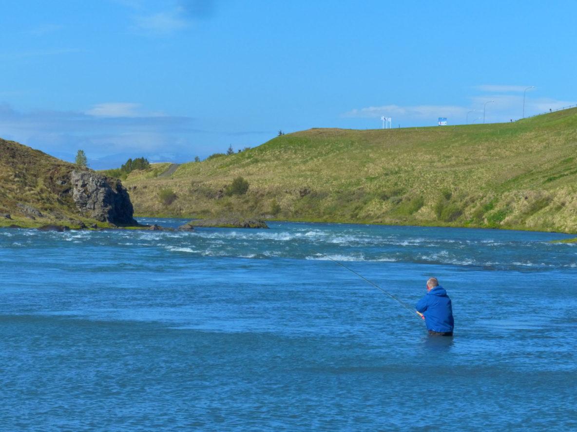 Blanda, Blöndlón, Salmon fishing in Iceland, Laxveiði, lax-a.is